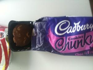 cookies chunky